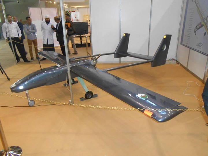 """الجزائر تصنع أربع طائرات من دون طيار """"جزائرية 100 بالمائة"""" 23ijm1u"""