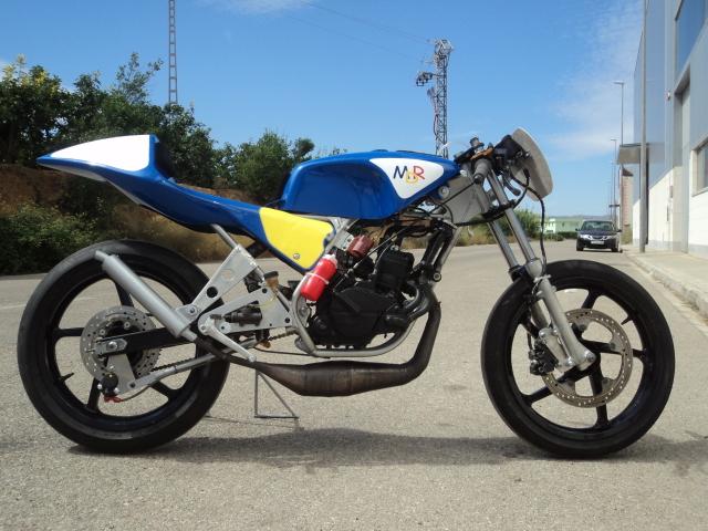 Proyecto Honda NSR 75 para circuito 23sxmro