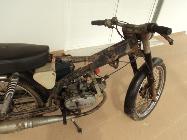 Mi primer proyecto: Montesa Ciclo 23t61rm