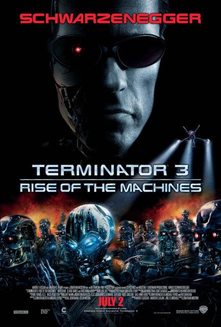 Terminator 3: La Rebelión de las Máquinas - Rise of the Machines
