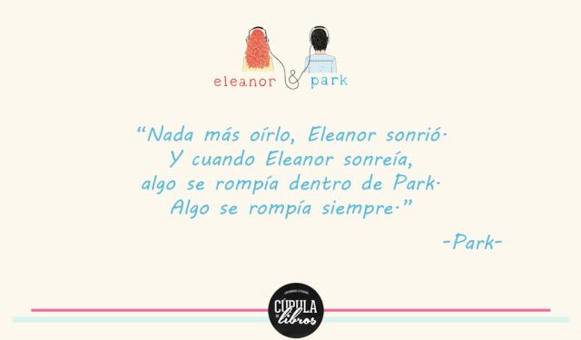Especial Frases de Eleanor and Park, Rainbow Rowell 24od5k8