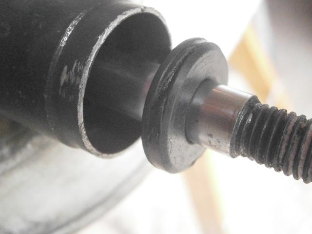 Intento de reparación amortiguadores Cobra MC 259eicz