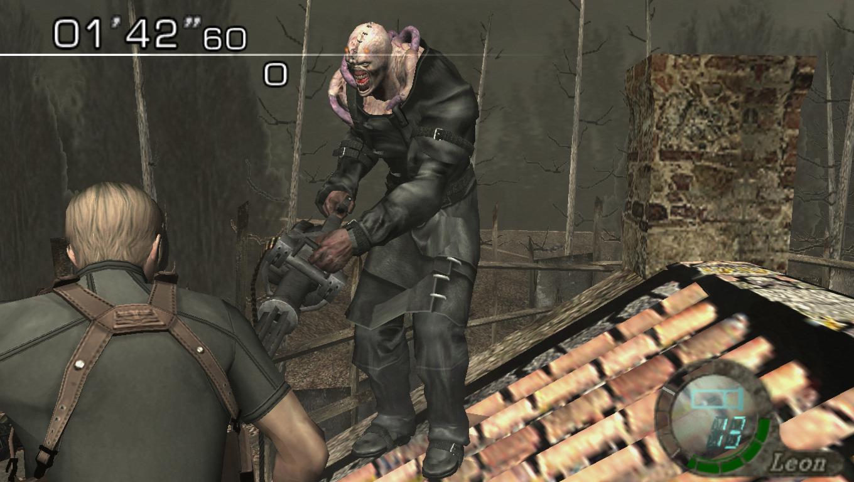 Nemesis - Resident Evil Umbrella Chronicles - por J.J. 25slwtk