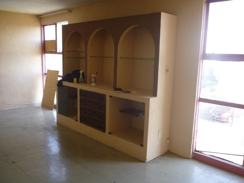 Mueble, gabinete y arcos, hechos con Tablaroca 261f860