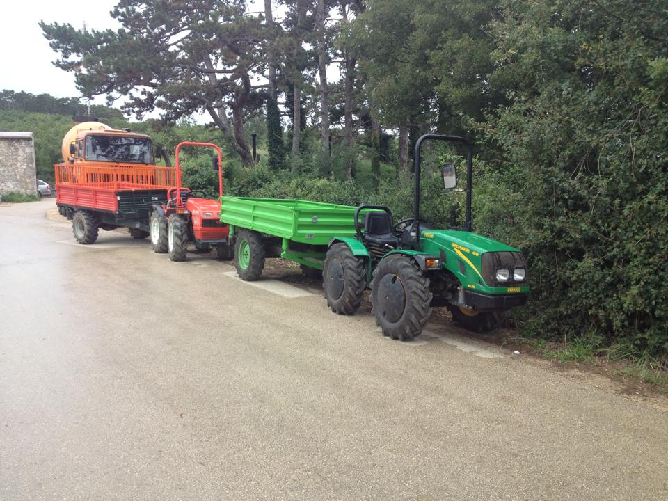 Traktori Ferrari opća tema traktora 264i16w