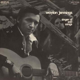 Waylon Jennings - Discography (119 Albums = 140 CD's) 28sovwj