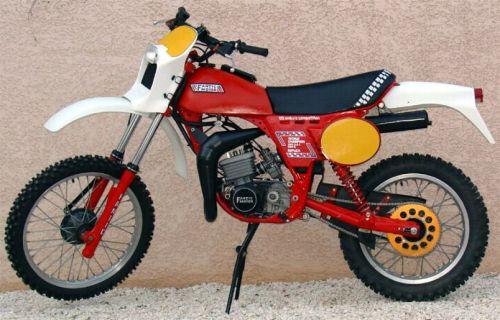 "Bultaco Pursang 125 ""Parabellum"" 28vc8sl"