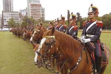 Equinos del Ejercito Argentino 29549s2