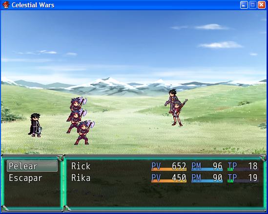 [RPG Maker VX] Celestial Wars Actualización 2.0 29pyn91