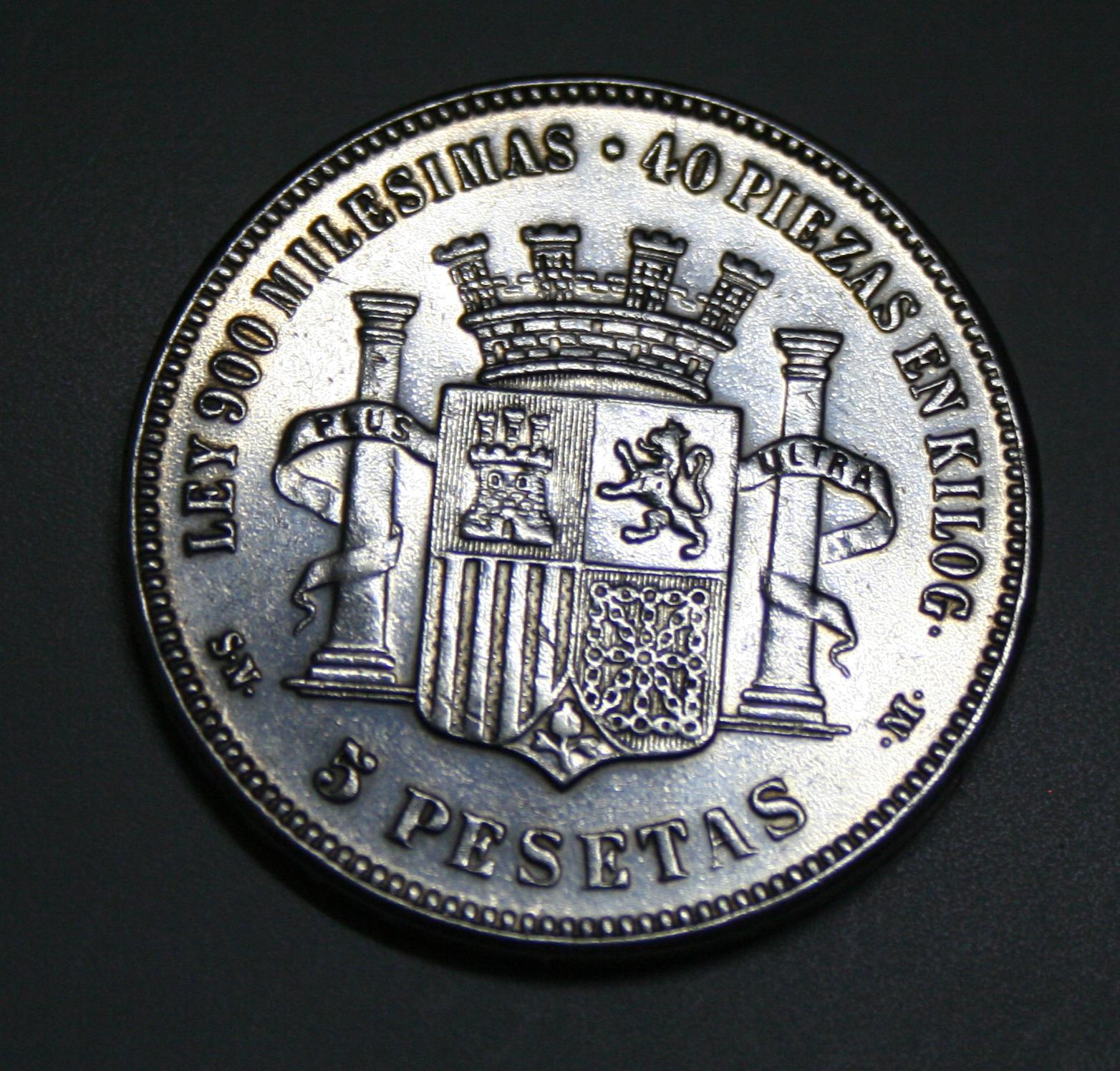 5 pesetas 1870 Falsa de epoca? o ni eso! 29wirs