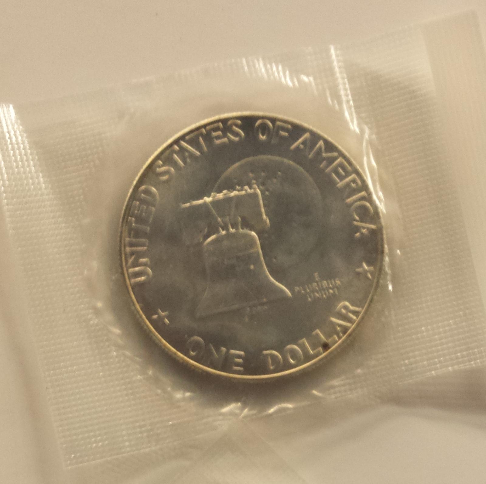 Dolares de plata Bicentenario  29y58u8