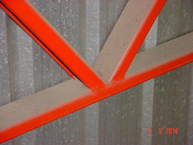 techo - Estructura de Perfiles C para techo de chapa 2a9qvwl