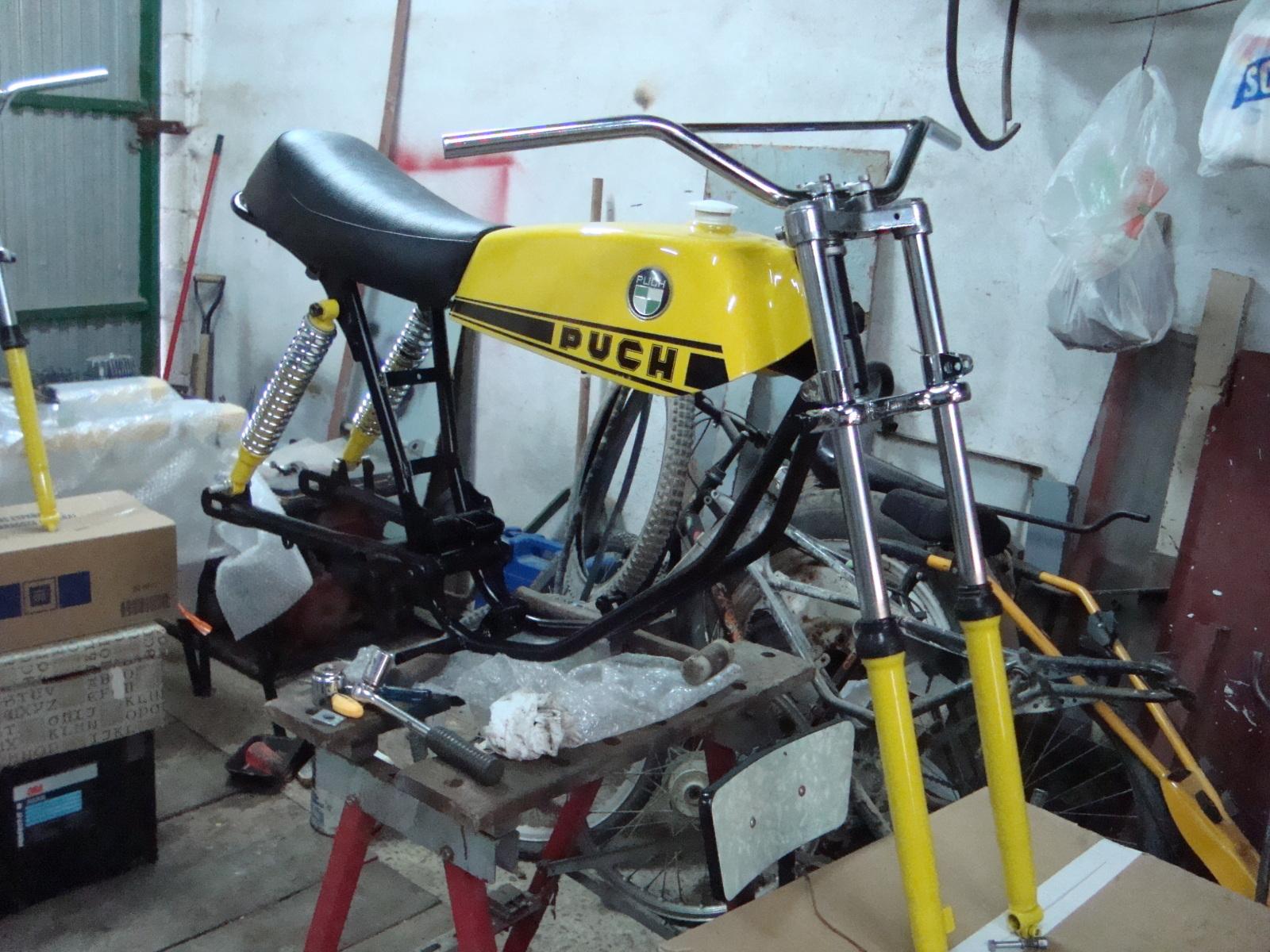 Puch Cobra M-82 2ª serie 2cz7jhx