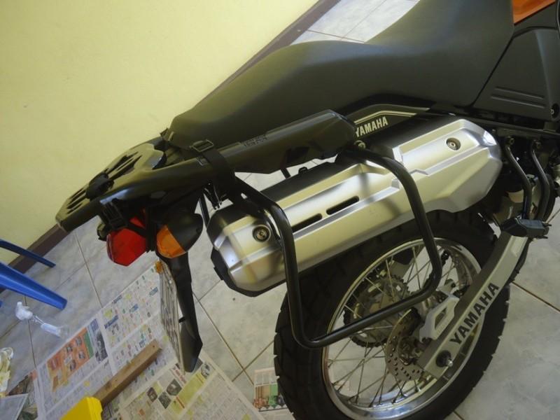 Teneré XTZ 250 - Yamaha 2czubky