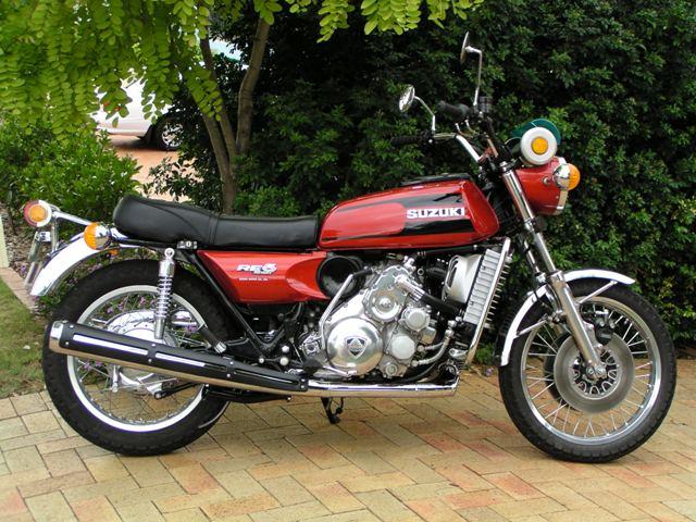 Motocicletas con motor Wankel 2dbsb6g
