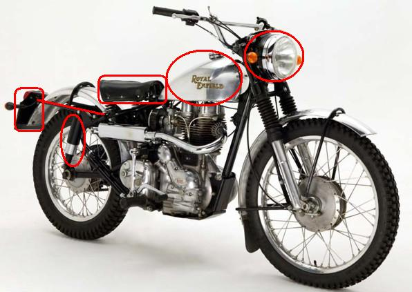 Royal Enfield ISDT 2dchijt