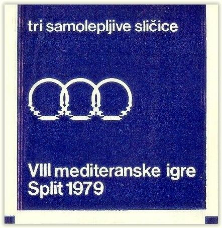 8 Mediteranske Igre Split 1979 2dqosyg
