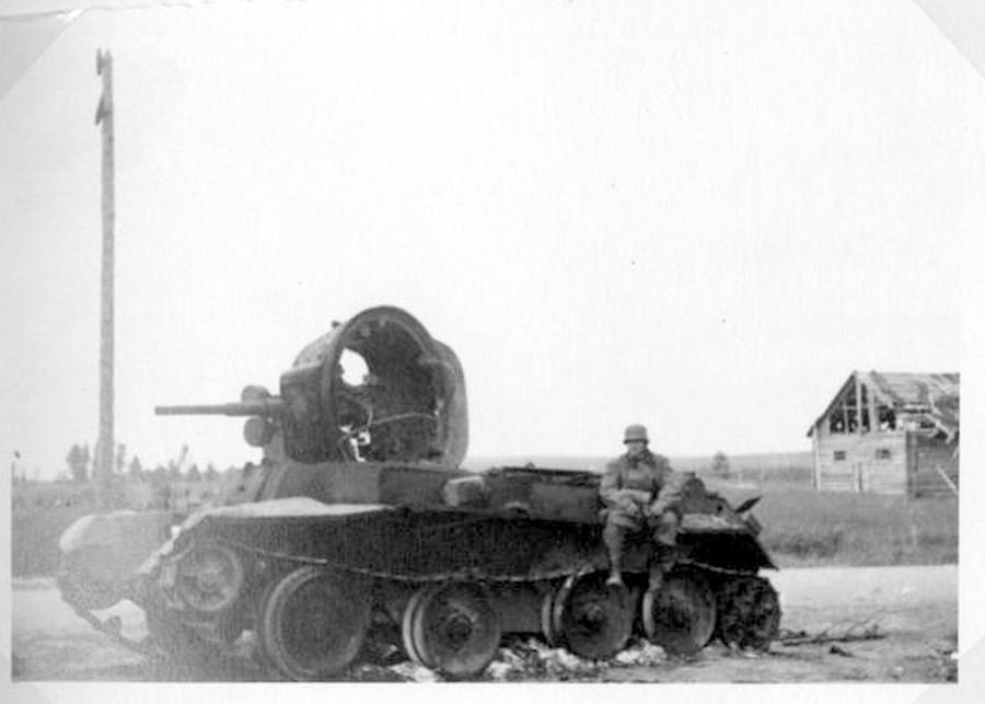 Вермахт на кандалакшском направлении - Страница 10 2eda45l