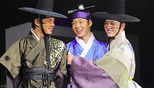 [K-DRAMA] Sungkyunkwan Scandal 2ewz48h