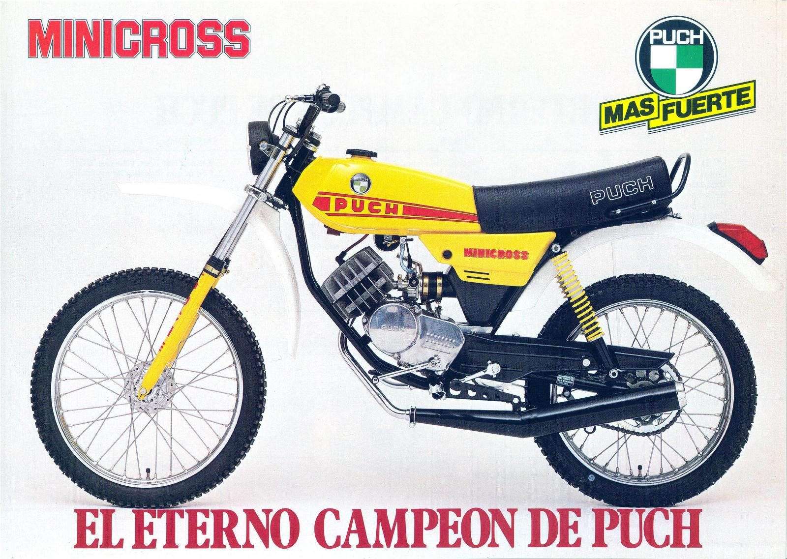 Puch MiniCross - ¿Modelo? 2h39af9