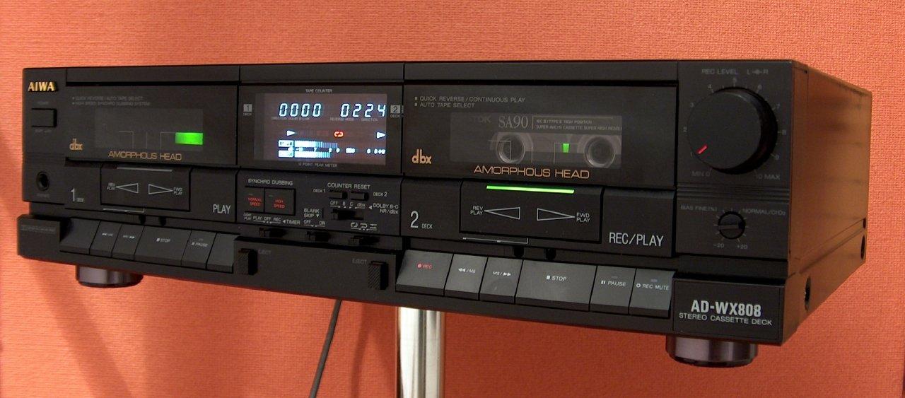 AKAI GX-W45 2h55y5x