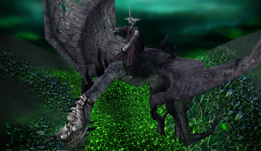 Witch King (On FellBeast!) - LOTR 2h72v7q