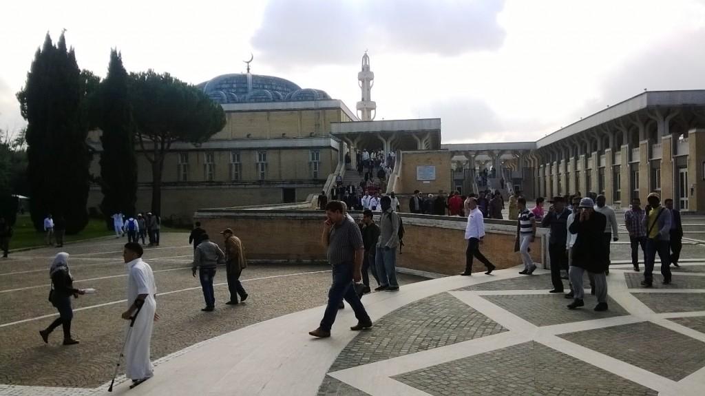 هنصلى فين النهاردة ( مسجد روما الكبير ) ايطاليا 2h8dac8
