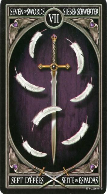 Готическое Таро Анны Стокс /Anne Stokes Gothic Tarot   (скан карт) 2i9t2dt