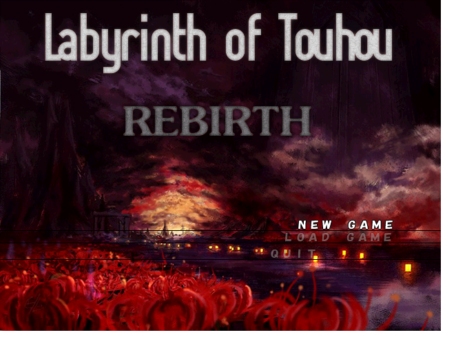 [Fan Game] Labyrinth of Touhou - Rebirth 2iglgub