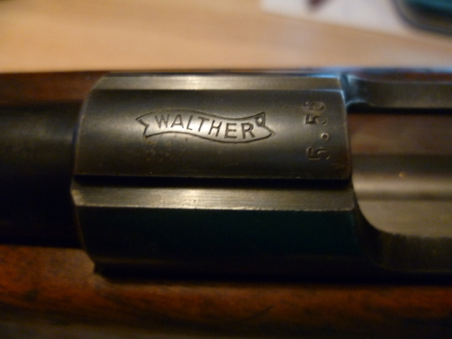 Walter Sportwaffenfabrick 22LR 2iqy8p2