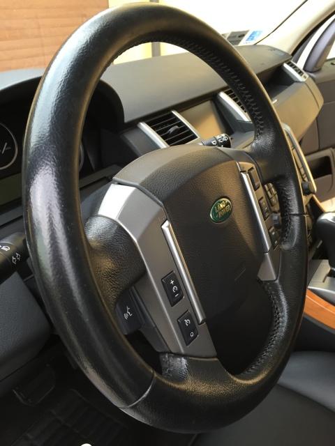 A&D detailing Range Rover Sport 2iudiyo