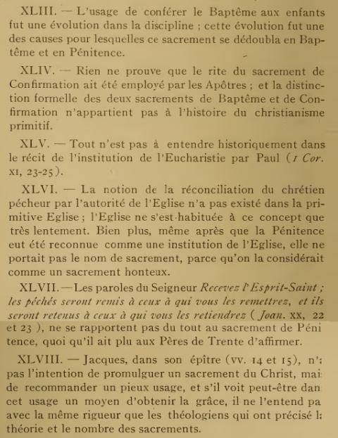 Décret «Lamentabili sane exitu» de Saint Pie X, du  3 juillet 1907 2jd4yol