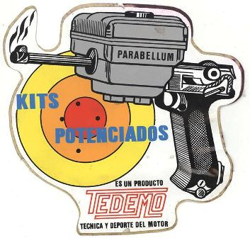 "Bultaco Pursang 125 ""Parabellum"" 2l9t7ix"