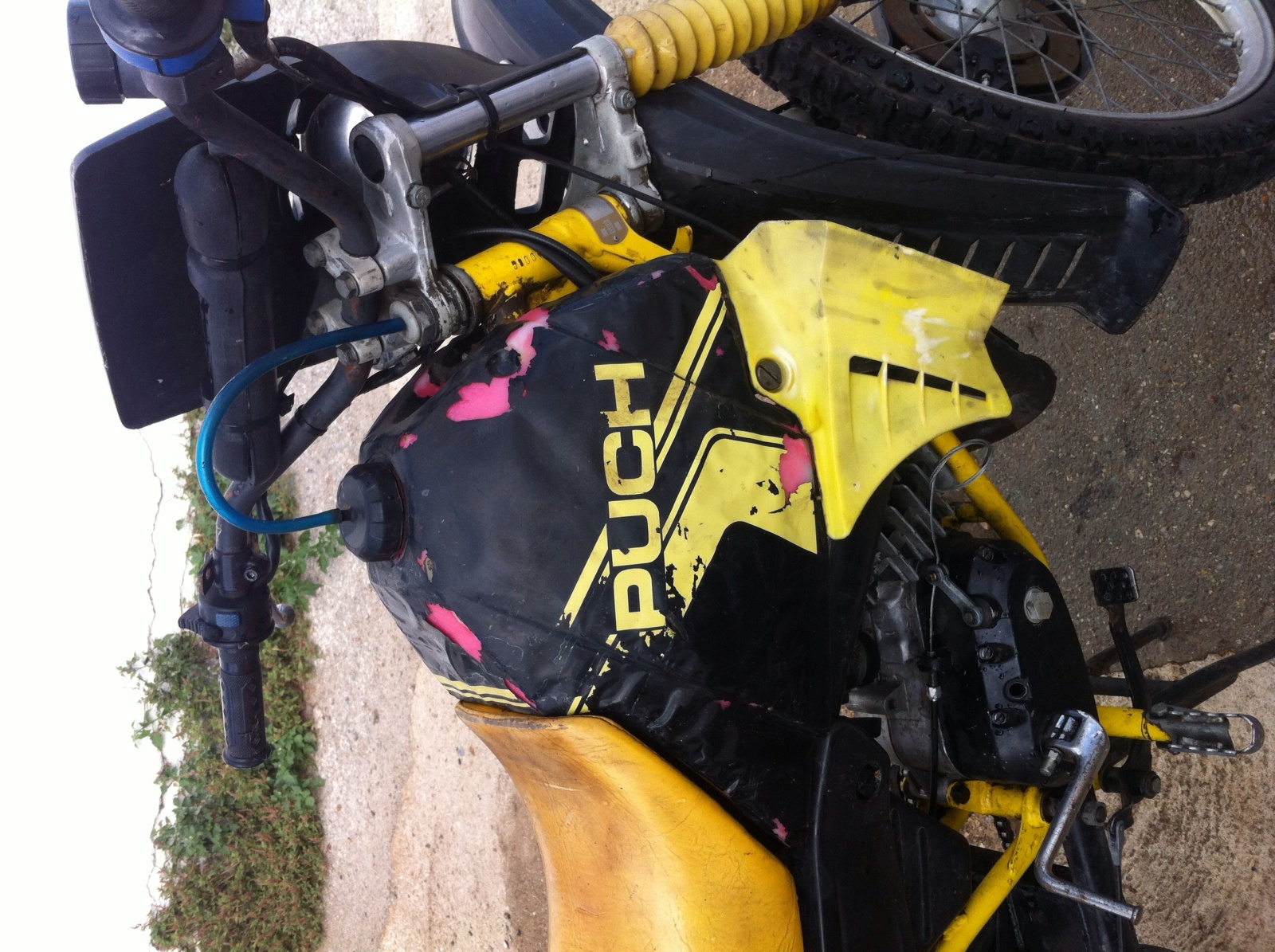 Puch Condor III 2md41g0