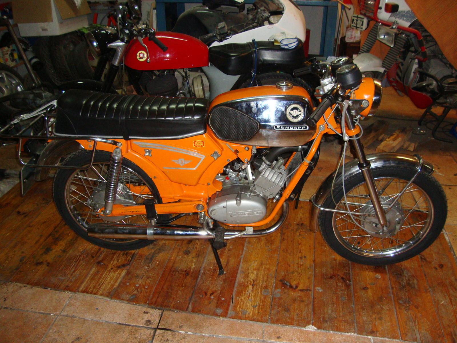 Zündapp KS 50 WC 1973 2mqqlgl
