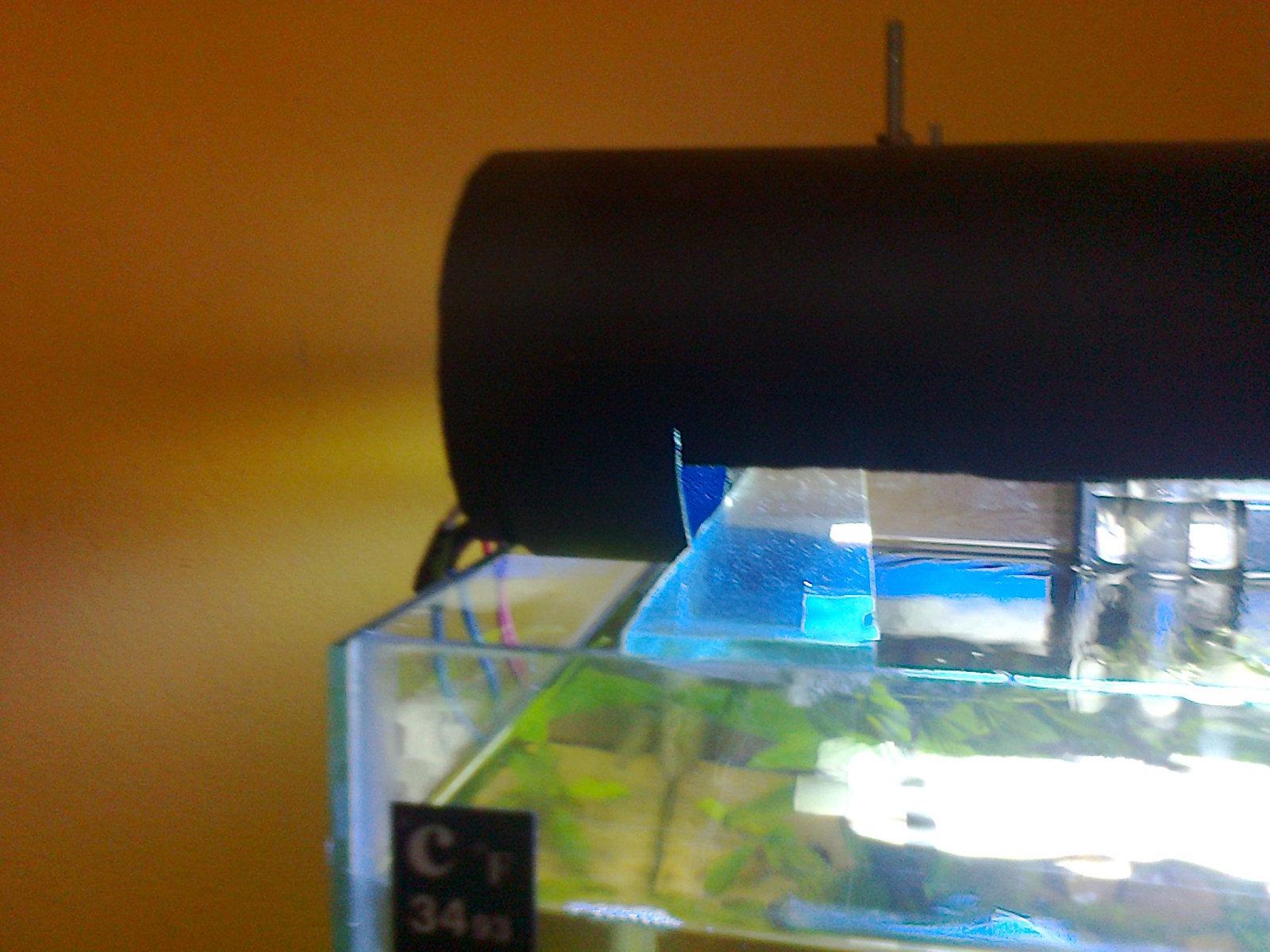 Luminária para aquário - FVM 2mrcqhd