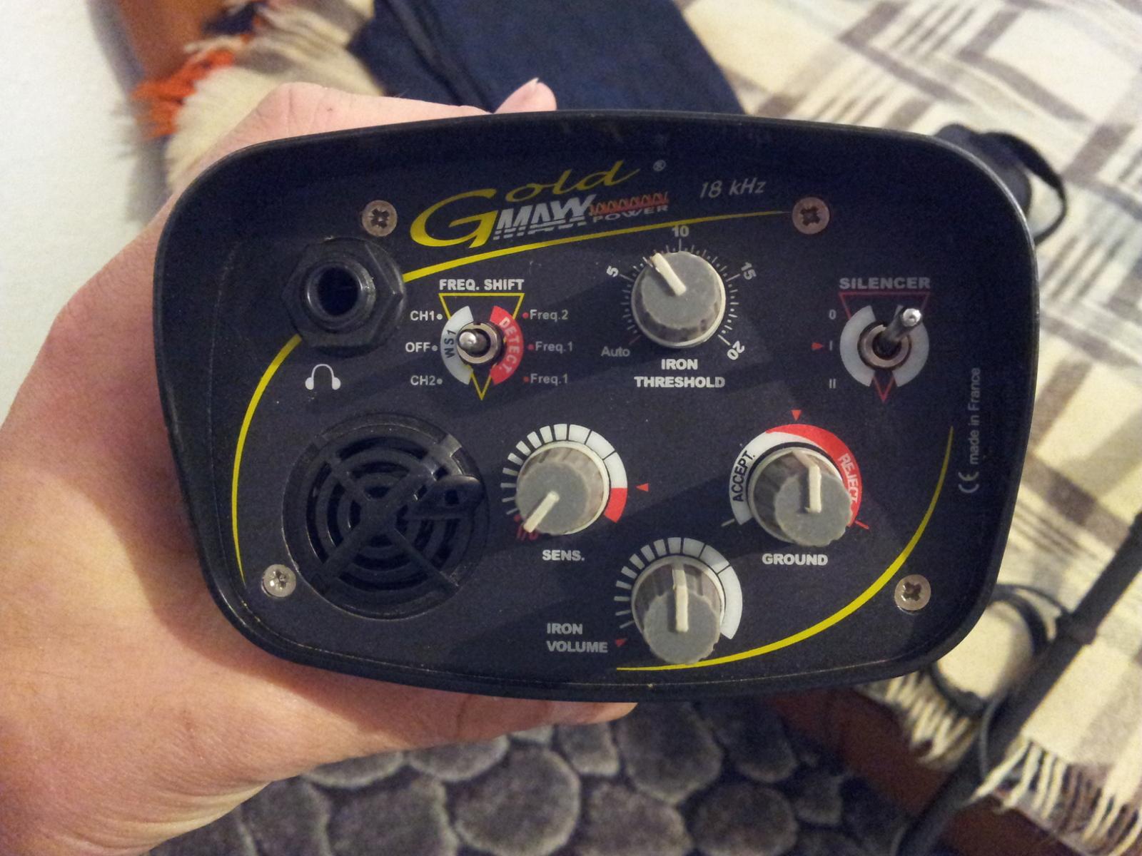 Продавам XP Goldmaxx Power V4 2n9c7dh