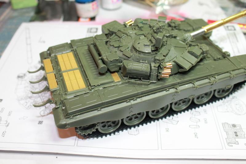 Т-90 с ТБС-86 (Менг 1/35) 2nh2uit