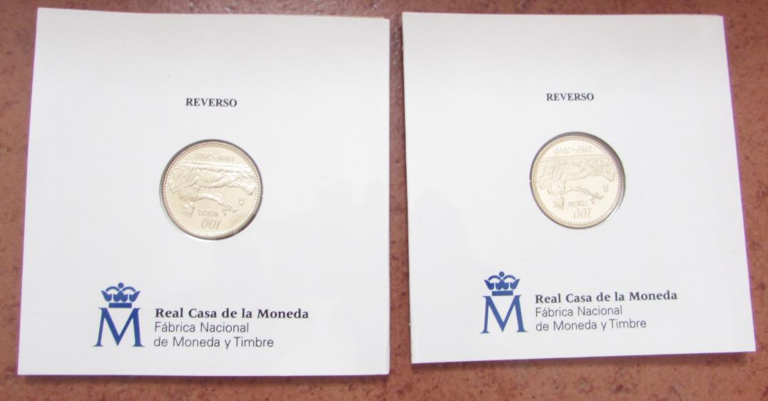 100 pesetas del 2001 dedicadas a VILLI 2nhdmz9