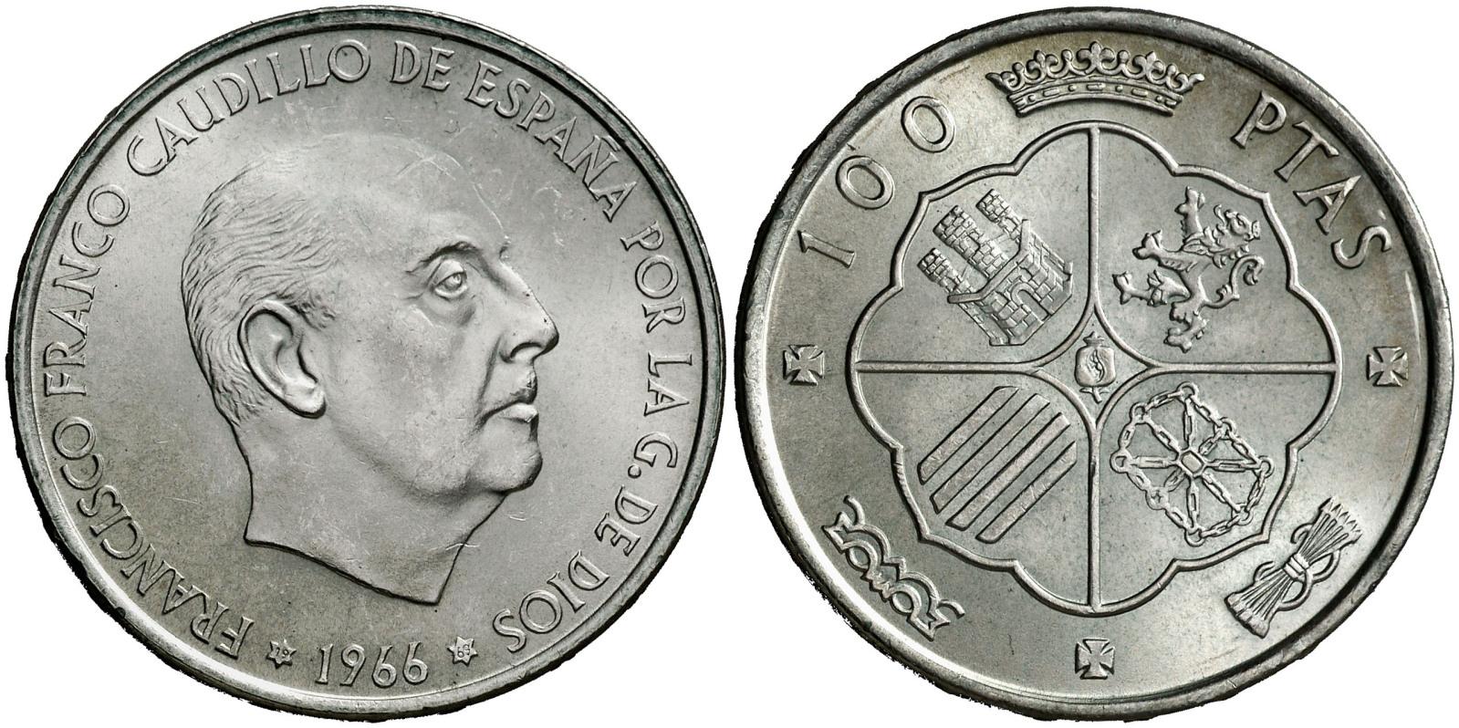 100 pesetas año 69 . Estado Español . estrella trucada?? - Página 2 2nixjt0