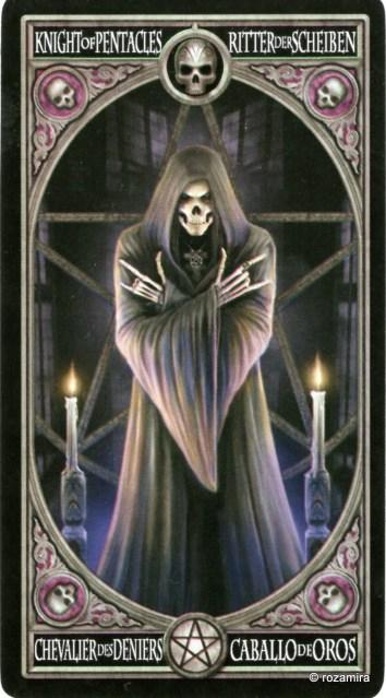 Готическое Таро Анны Стокс /Anne Stokes Gothic Tarot   (скан карт) 2nrcw88