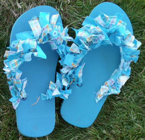 10 ideas para decorar las sandalias 2nrkmkg