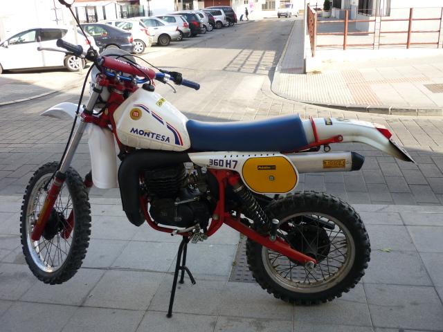 Puch Cobra M-82 TT Agua  y Réplica Coronil - Motos De Tote 2nuhp8y