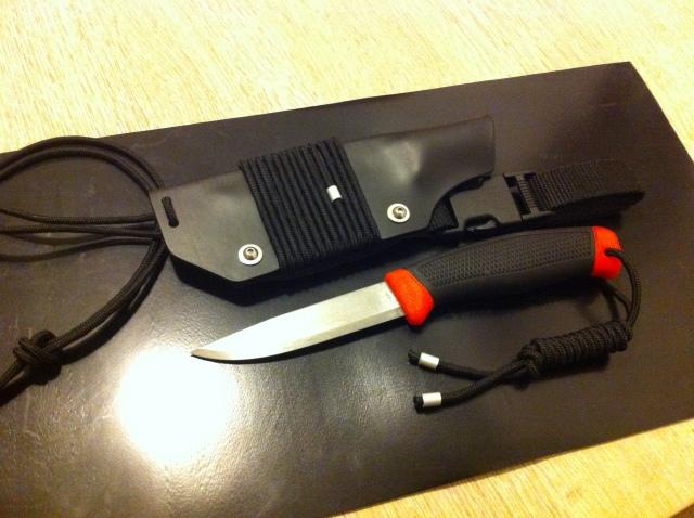 Morakniv Craftsmen knife 840 - Tuning  2qba9vo