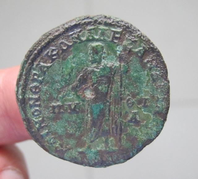 Monnaies romaines, grecques et byzantines à ID 2qc48sm