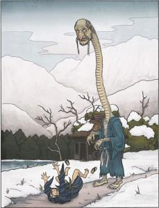 [VX/ACE]Chara de Monstruos de la  Mitología Japonesa 2qi60ao