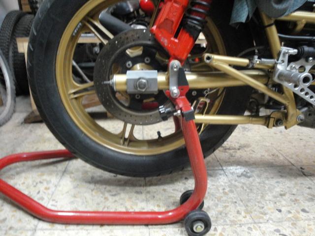 Mi Ducati Pantah 600 Endurance 2r5yohf