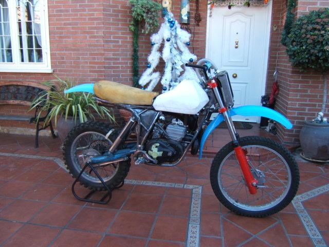 "Bultaco Pursang 125 ""Parabellum"" 2r7vp7b"