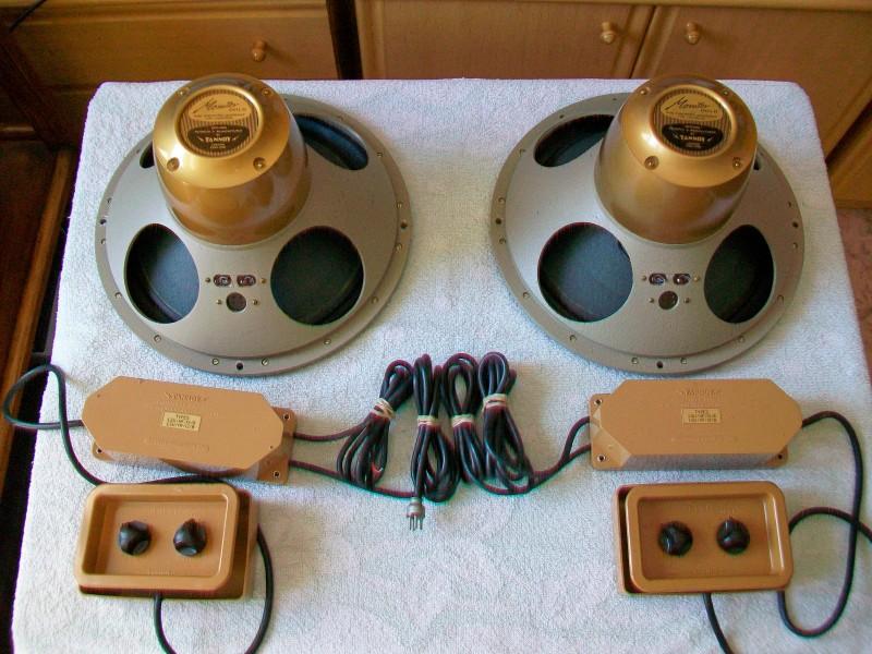 Tannoy Monitor Gold  2u4ha0x