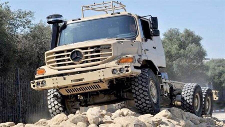 الصناعة العسكرية الجزائرية  علامة  ً مرسيدس بنز  ً - صفحة 3 2ue333l